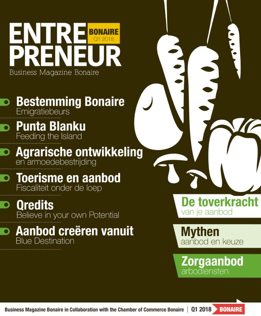 Entrepreneur Bonaire