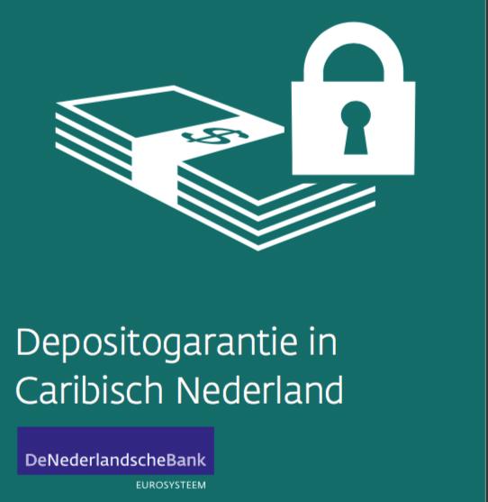 Depositogarantie in Caribisch Nederland