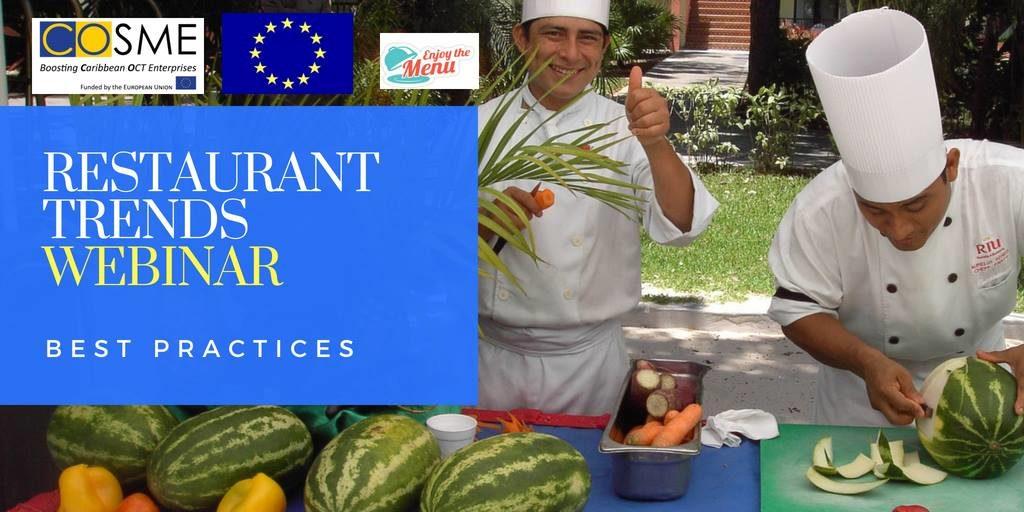 Restaurant Trends Webinair